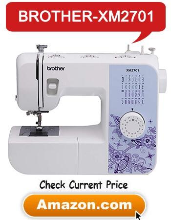 Brother Sewing Machine XM27011