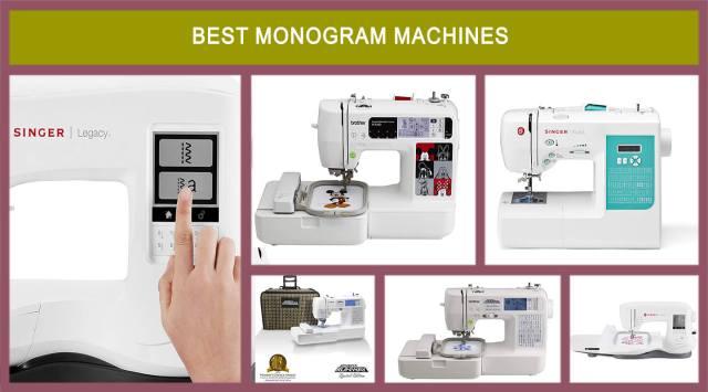 The Best Monogram Machines for Beginners