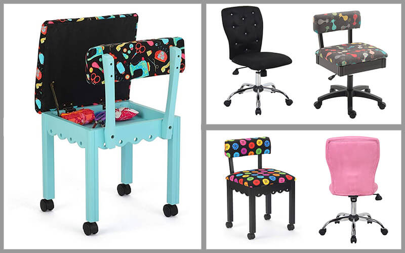 Best Chair for Sewing Room