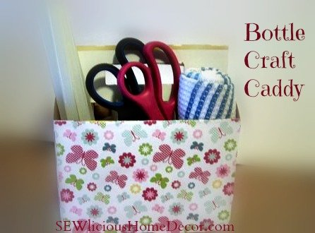 sewing craft caddy