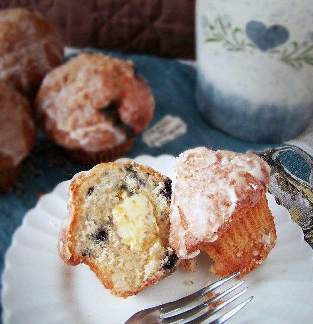 blueberry lemon muffins moist