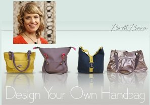 design your own handbag class today