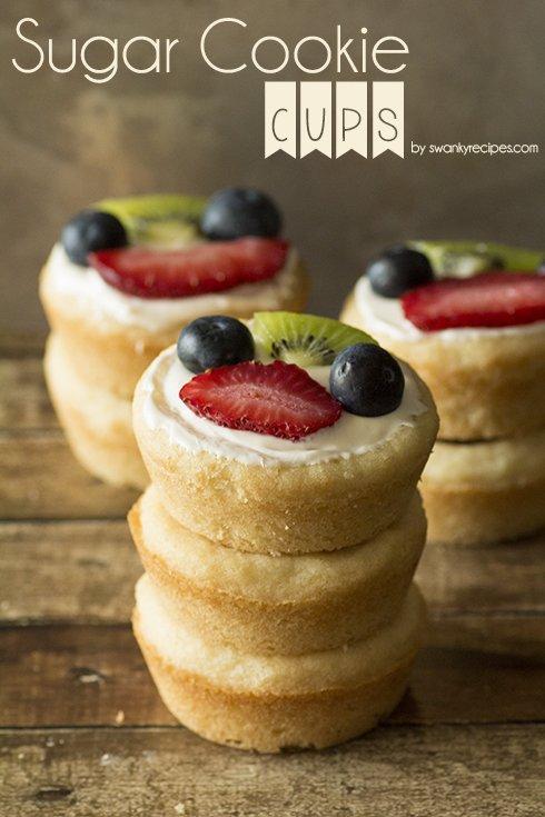 Sugar-Cookie-Cups-Recipe