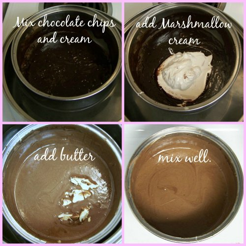 smoers frosting instructions at sewlicioushomedecor.com