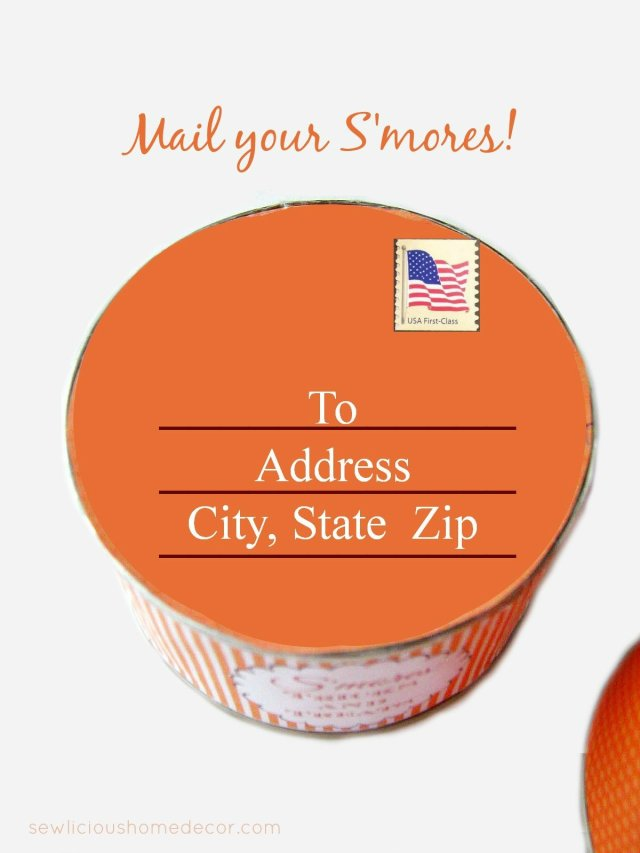 Mail your Smores