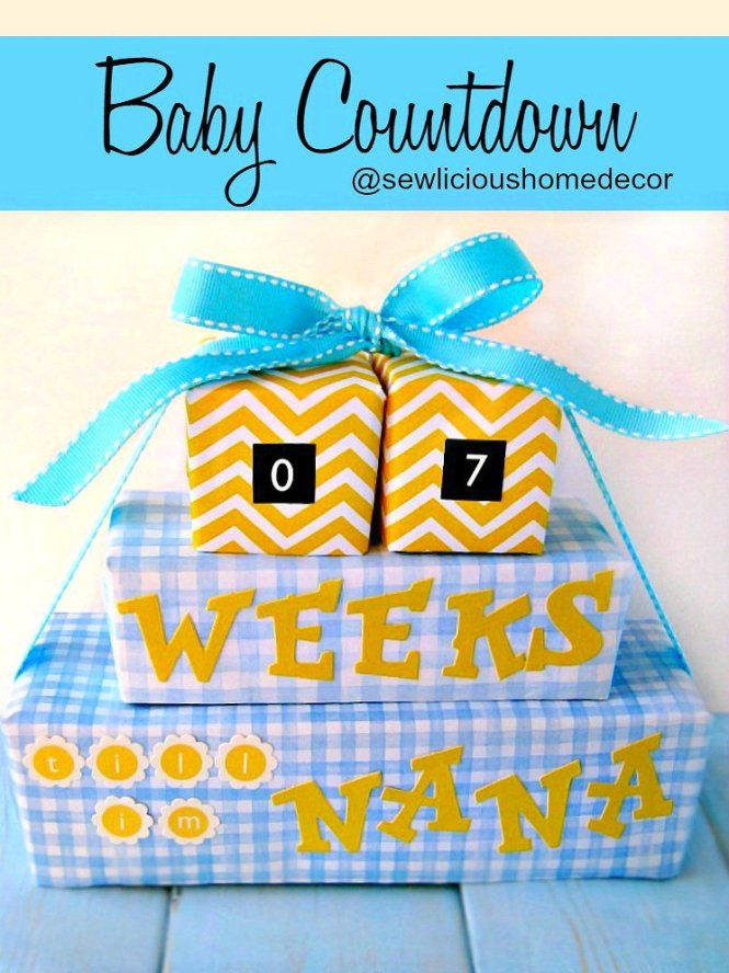 A-Grandparents-and-Parents-New-Baby-Arrival-Countdown Blocks-sewlicioushomedecor