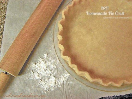 Best-Homemade-Pie-Crust-at-sewlicioushomedecor.com_