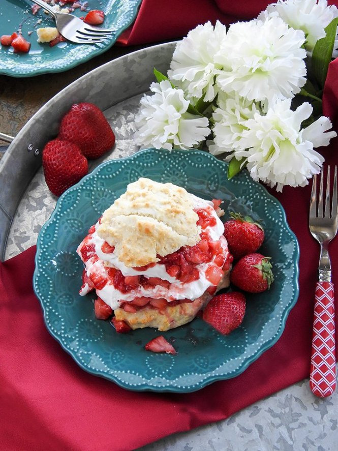 Best Strawberry Shortcake Dessert Recipe sewlicioushomedecor.com