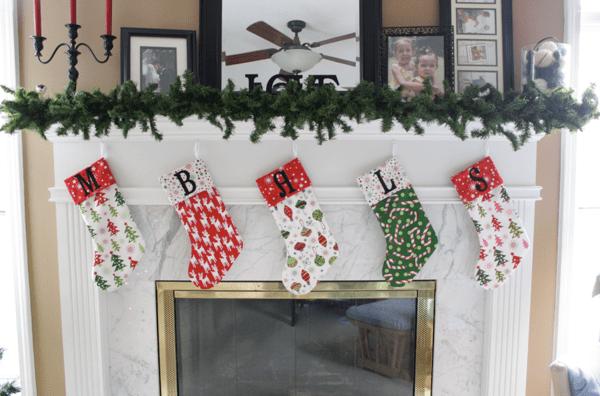 Christmas Stockings | Sew Like My Mom