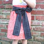 Paperbag Skirt