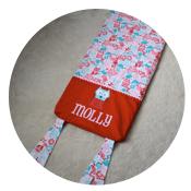 Sew Like My Mom | Nap Mat Tutorial
