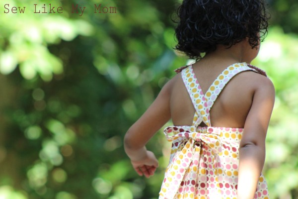 Sew Like My Mom | Sunny Dress