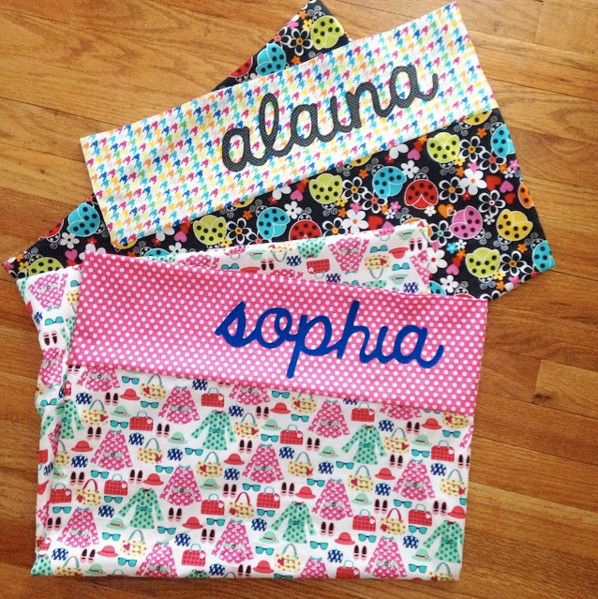 Sew Like My Mom | Fonts for Applique