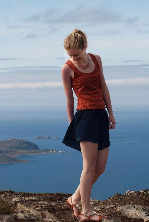 Sew Mariefleur Sew Caroline Magnolia Shorts