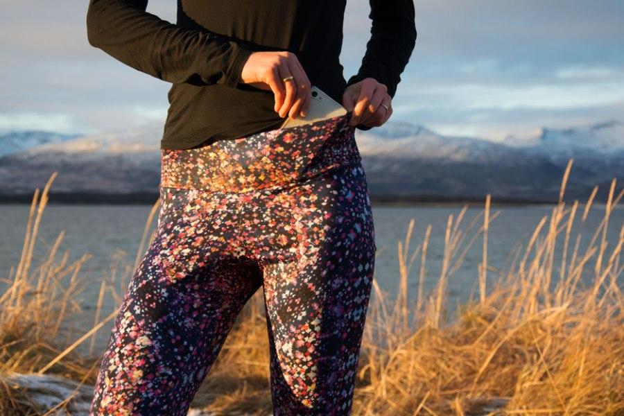 Sew Mariefleur Hey June Sloan Leggings Finch Fabrics
