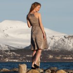 Sew Mariefleur In The Folds Acton Dress