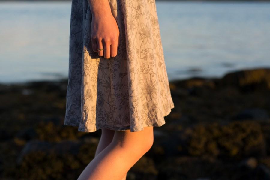 Sew Mariefleur Harwood Dress Sewaholic