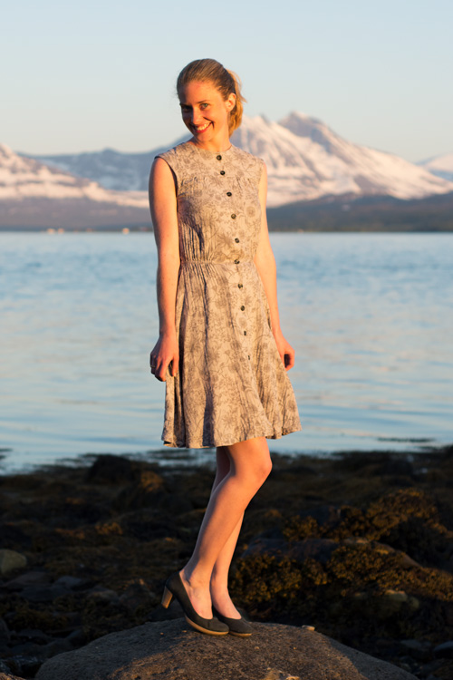 Sew Mariefleur Harwood Dress Sewaholic