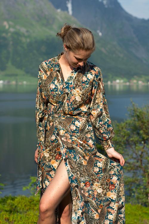 Sew Mariefleur Suki Kimono Helen's Closet
