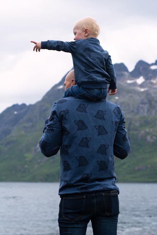 Sew Mariefleur Bloome Copenhagen Bear Sweaters
