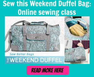 Weekend Duffel 2