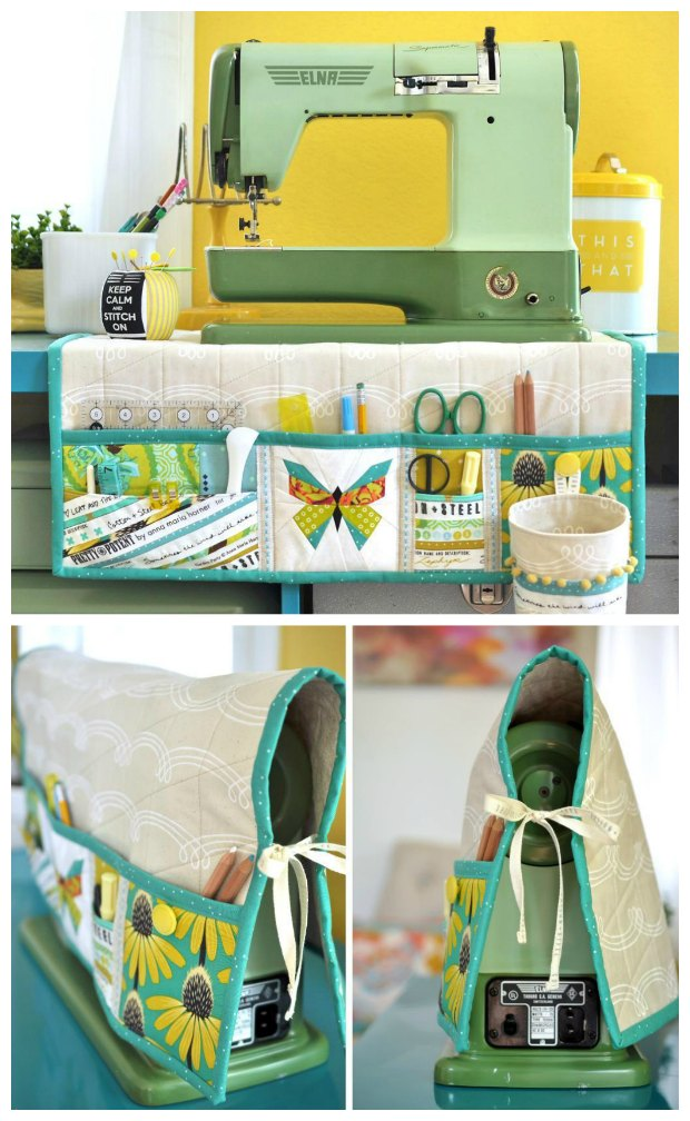 Sewing Machine Mat And Cover Sew Modern Bags