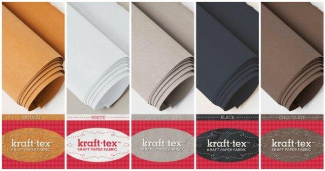 Kraft-Tex-colors