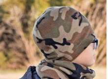 There is nothing like a fleecy hat to keep your head warm. This designer hasmade an awesome Beanie Hat Pattern which is FREE and which comes in four sizes. It's a great sewing project for beginners and it gives you an excuse to use up all your leftover fleece.