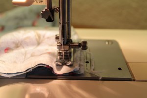 Sewing Turn Corner