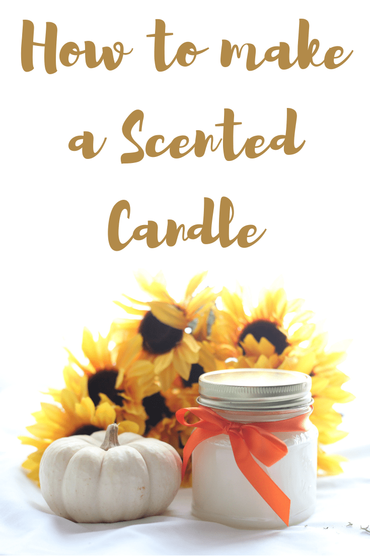 How to make a Scented Candle - Sew Much to Create %