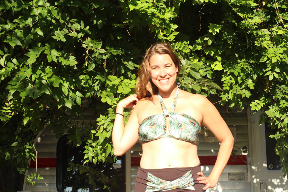 Beverly Twisted Bikini Body Confidence