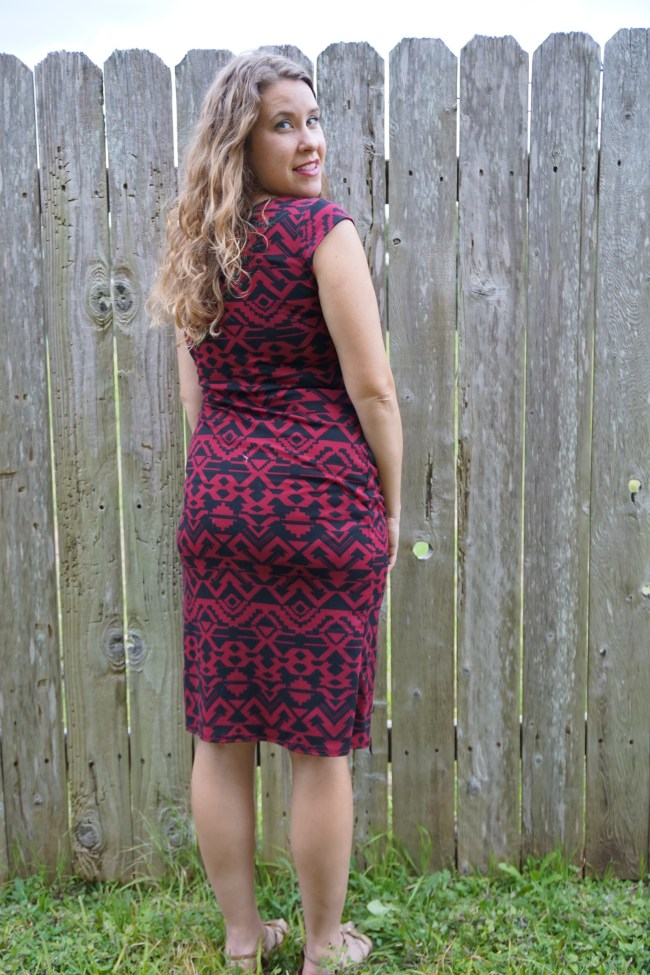 Cara Maternity T-Dress