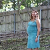 My Maternity Staple Secret Pajamas Dress