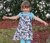 KCW Refashioned Pinafore Dress Sew Pomona
