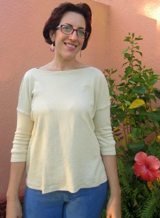 Last Makes of Winter: Mandy + Raglan Tees at Sew Pomona