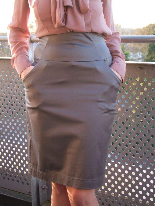 Burda Magazine 03/2009 Skirt 104