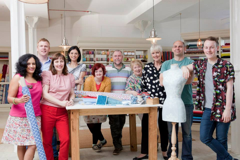 Sewing Bee Series 3 Cast