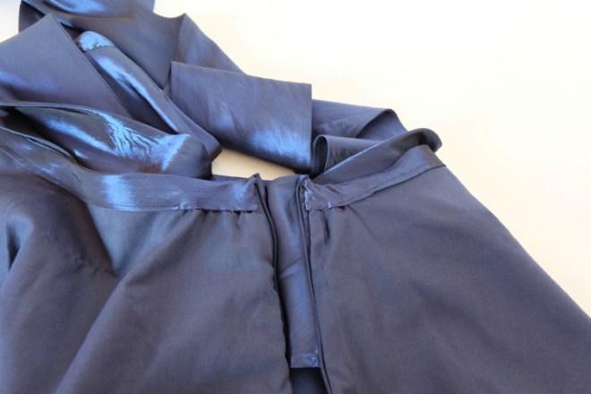 Obi skirt detail 1