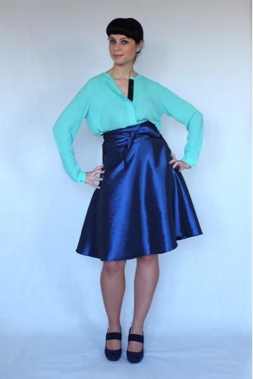 Obi skirt