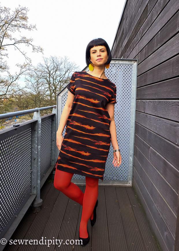 Inari Tiger Dress (2016) #26