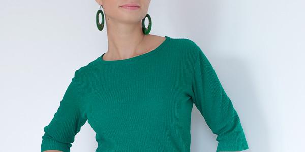 Seanwork Astoria Green Ribbing - header