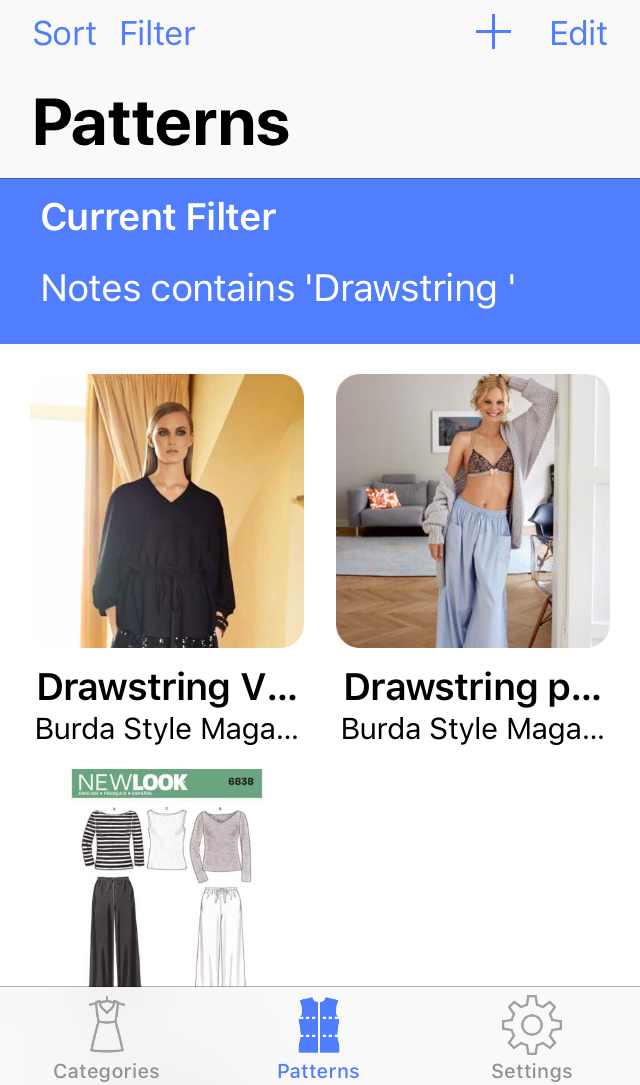 Sewing Patterns App - Filter.jpg
