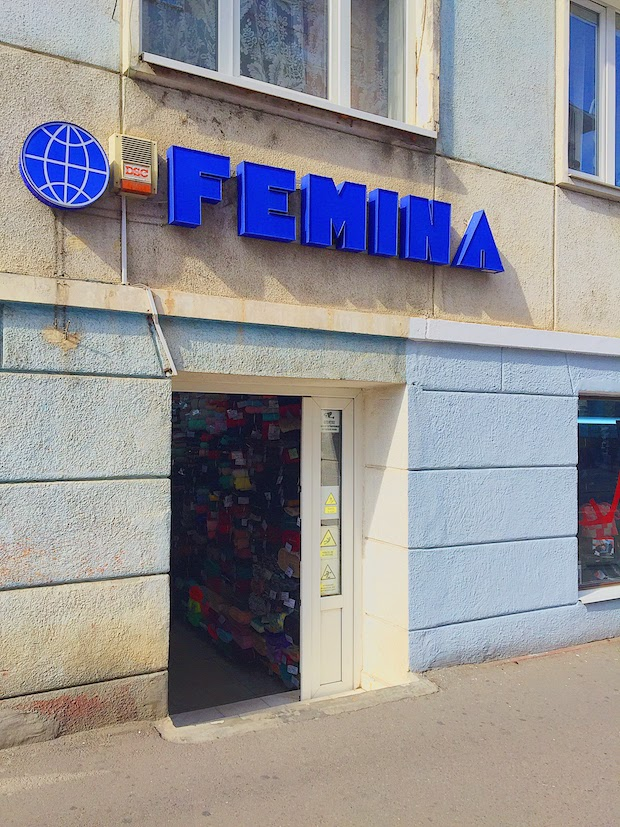 Fabric Shopping in Cluj - Femina