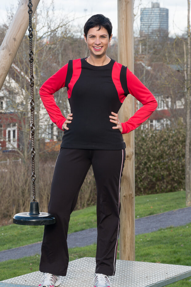 Sew Your Own Activewear Book - Winter Base Layer-3