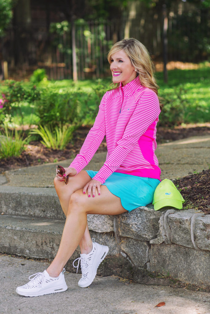 Colorful Athletic Gear For Every Day Wear Sew Sarah R