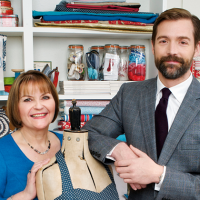 Great British Sewing Bee Series 2 Episode 1 - Nightgown Patterns