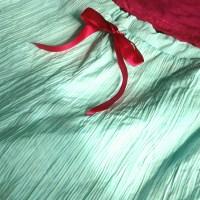 Mint Seersucker Margot Pyjamas