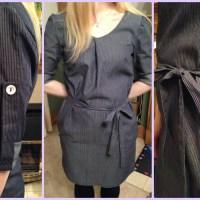 Blogger Network #21 - McCalls 7120 Chambray Dress