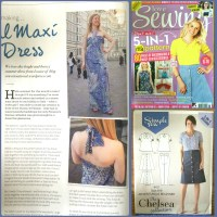 I'm in Love Sewing Magazine!