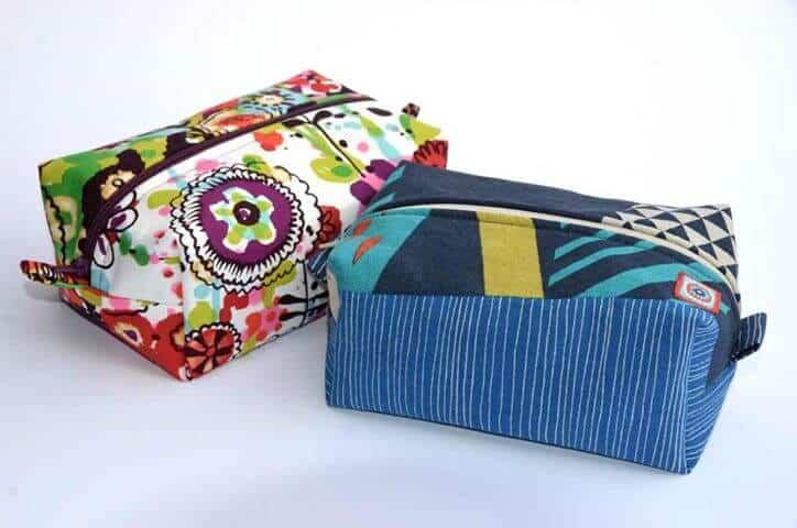 Boxy Bag nähen